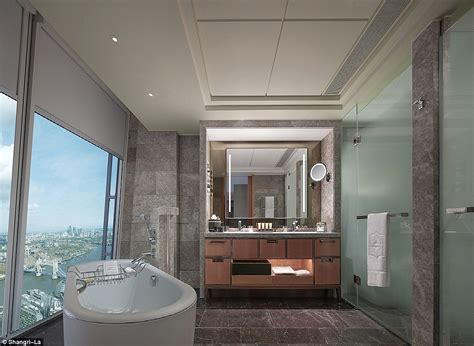 hotels with baths in bedrooms the world s most luxurious hotel bathrooms revealed