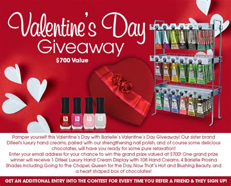 98 1 Vacation A Day Giveaway - barielle s valentine s day giveaway