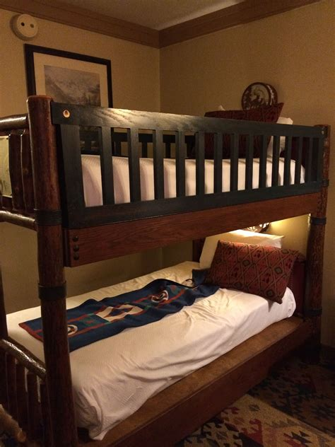 Wilderness Lodge Bunk Beds Why Wilderness Lodge Is The Only Deluxe Resort For Me Touringplans Touringplans