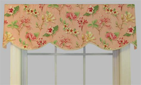 The Cornice Shop Cornice Valance Not Lined Florabella Blush Clearance