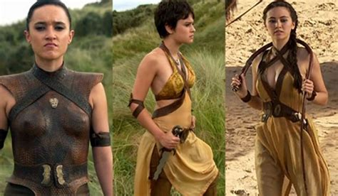 game of thrones obara sand actress top ten costumes from game of thrones season 5 hubpages