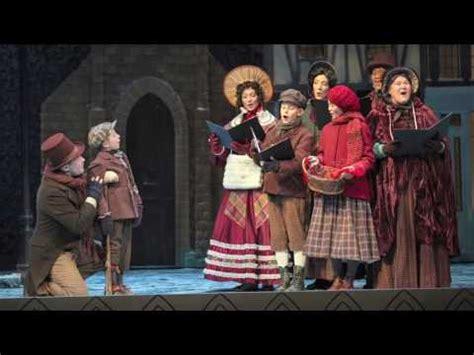 a christmas carol play 0573010706 behind the scenes of a christmas carol 2016 youtube