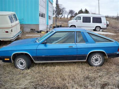 plymouth horizon tc3 for sale image gallery dodge tc3