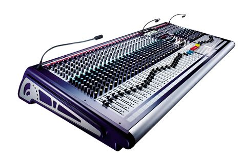 Mixer Audio 16 Channel soundcraft gb4 mixing console 16 channel