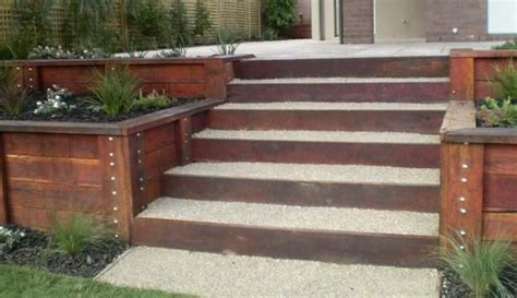 Sleepers Free 27 Best Images About Garden Edging On Raised