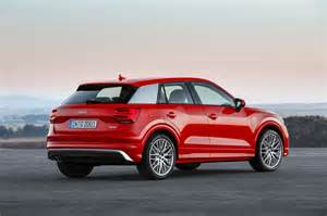 Audi Q2 2017 Audi Q2 Look Review Motor Trend