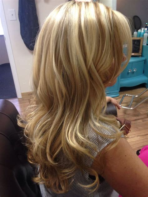dramatic blonde highlights images pin dramatic blonde highlights on pinterest