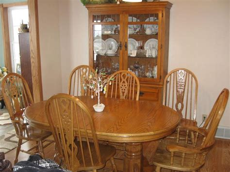 Oak Dining Room Furniture Sets Dining Room Chairs With A Matching Dining Table Trellischicago