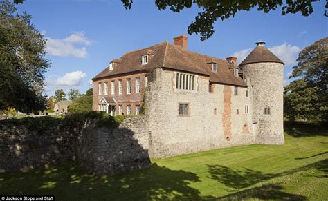 castle for sale in england westenhanger castle got a spare 163 2 5million then one of these amazing castles