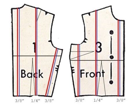 shirt pattern grading 263 best sewing drafting patterns images on pinterest