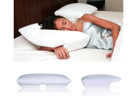 Pillow For Stomach And Side Sleepers by Better Sleep Pillow Small Buy Side And Stomach Sleepers