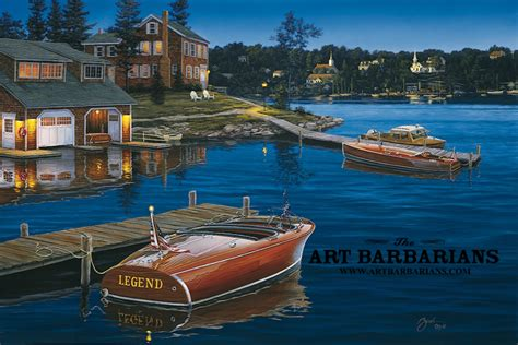 legend boats white lake wildlife art prints plus original paintings with a wide