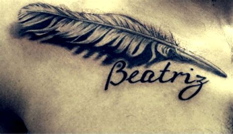 pena nome tatuagem com tatuagens tattoo