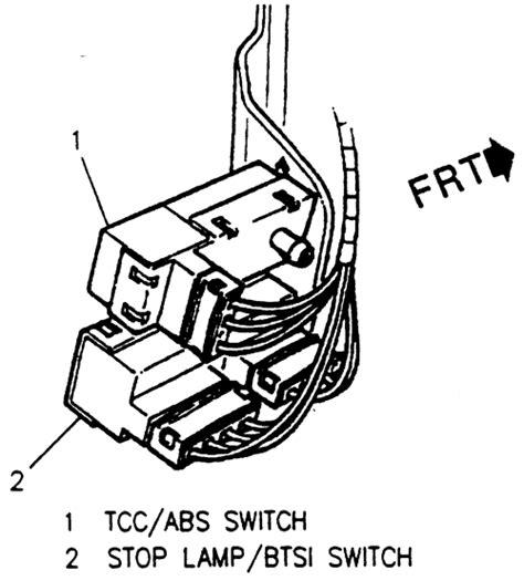 Repair Guides Brake Operating System Brake Light