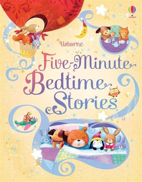 five minute bedtime stories five minute bedtime stories at usborne children s books