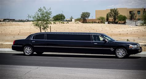 Limousine Stretch by Stretch Sedan Limo Las Vegas