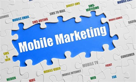 mobile marketing solutions mobile marketing solutions for small business