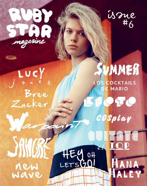 hola latinos 36 by hola latinos magazine issuu rubystar magazine issue 6 by kling issuu