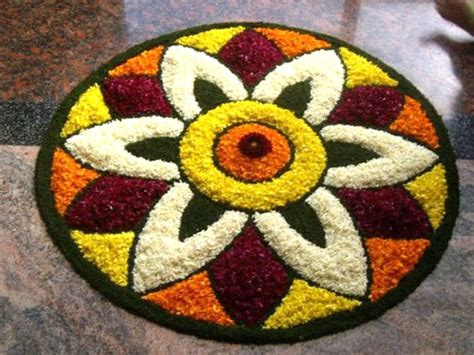 flower pattern rangoli design download mesmerising rangoli designs best path finder