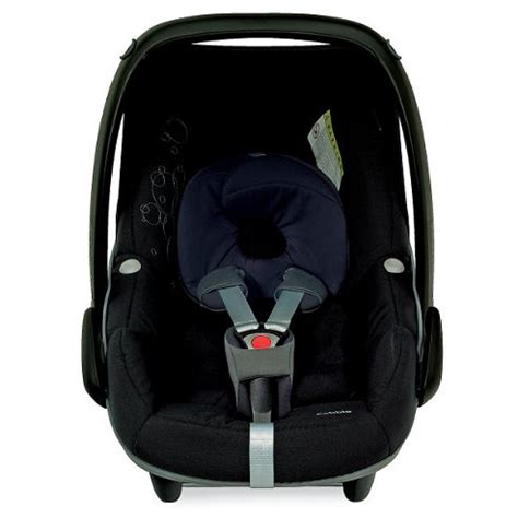 Infant Car Seat Maxi Cosi Pebble buy maxi cosi pebble baby car seat total black from our