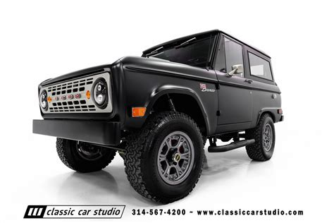 icon bronco 1968 ford bronco icon br car studio