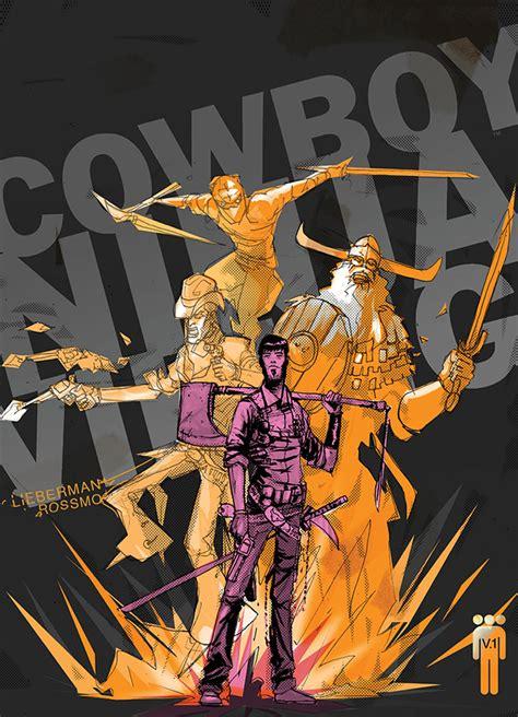cowboy viking deluxe trade paperback books may 2010 the joe shuster awards