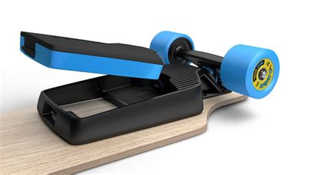mello motors mellow electric skateboard motor adds propulsion to any