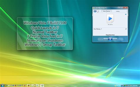 themes for windows 7 taskbar windows vista 7 normal taskbar by mufflerexoz on deviantart