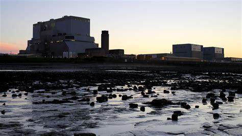 nuclear plant at hinkley will go ahead says hollande