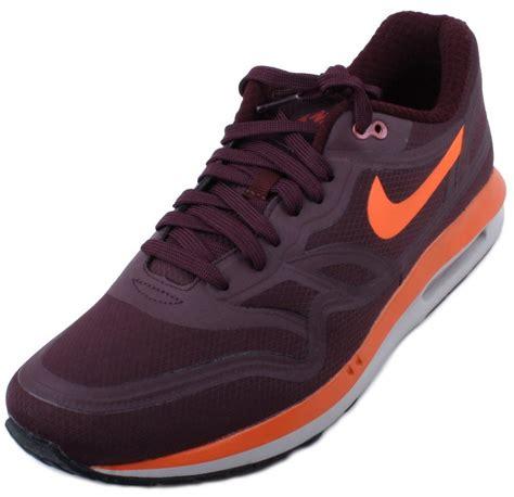 Sneakers Nike Airmax Lunar 4 nike air max lunar 1 wr mens burgundy crimson