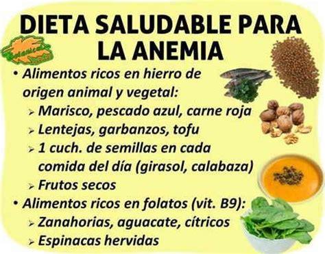 alimentos que contengan calcio que no sean lacteos dieta alimentacion rica en hierro para la anemia