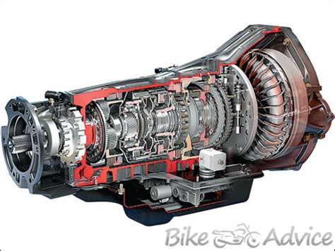auto work motorcycles how does auto transmission work