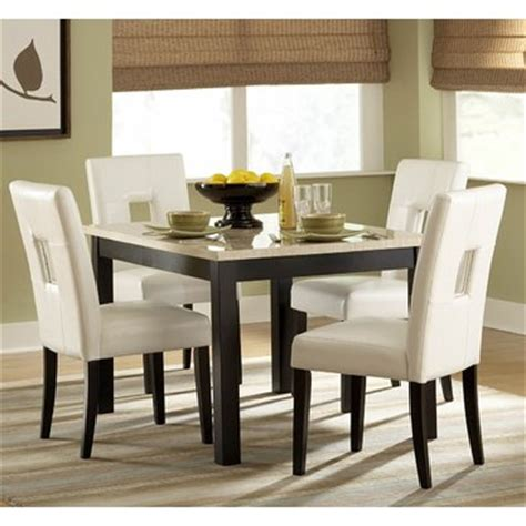3 piece dining room sets homelegance archstone 3 piece 48 inch dining room set w