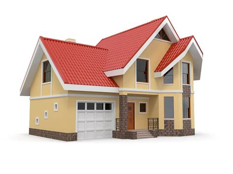 Gable Roof Shape Gable Roof Modern House A Combination Of A Flat And