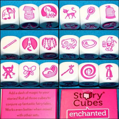 Cube Enchantedlearning - story cubes and cubes on