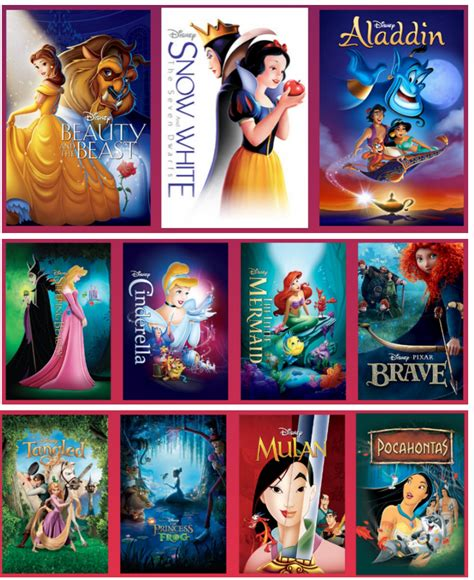 film disney princess terbaik disney princess fans all the princess movies are coming