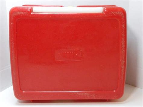 Lunch Box Series alf television series lunch box with thermos 1987