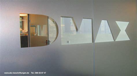 Sichtschutzfolie Fenster Reinigen by Sichtschutzfolie Abc Beschriftungsbedarf Gmbh M 252 Nchen