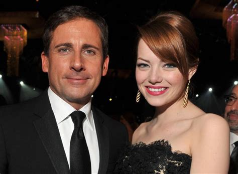 emma stone steve carell movies emma stone steve carell to star in battle of the sexes