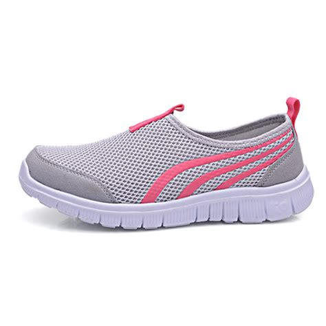 unisex sport running shoes casual outdoor breathable