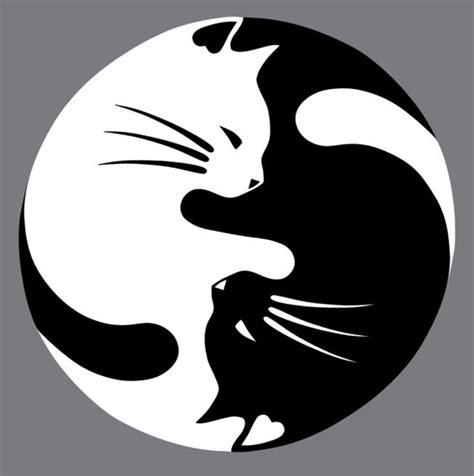 tattoo yin yang animal yin yang cats by solreina deviantart com on deviantart