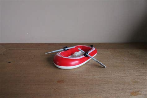 roeiboot delen playmobil opblaas roeiboot met roeispanen vakantie en