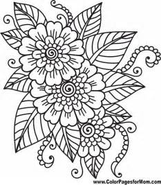 best coloring books for adults best 25 flower coloring pages ideas on