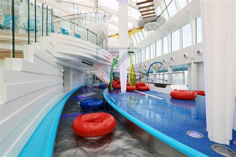 Aidaprima Lazy River by Schiffsportrait Der Aidaperla Aida Cruises