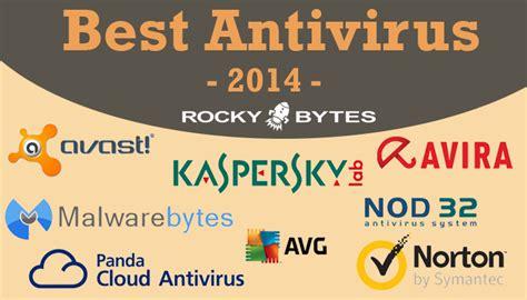 the best antivirus 2014 best antivirus 2014 avast panda norton avira avg