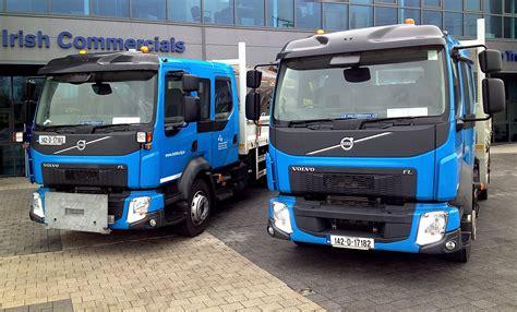 volvo truck parts ireland volvo trucks sponsor fta ireland transport manager