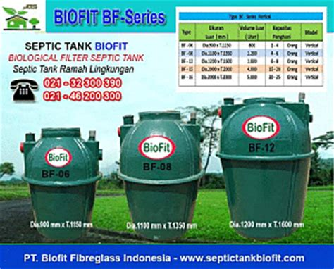 Toilet Portable Biofit Type Premium B Free Septic Tank Tangki Air pt biofit fibreglass indonesia septic tank septic tank
