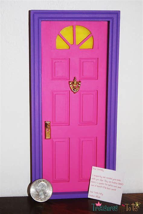 tooth fairy door ricky  ava ideas pinterest