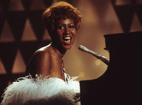 aretha franklin la a of many talents from aretha franklin a in
