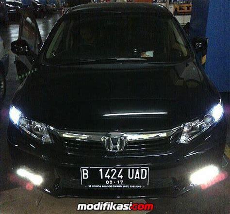 Bodykit Plastik Honda All New Civic Modulo 2012 201 Murah jual honda accessories terlengkap uptodate aksesoris